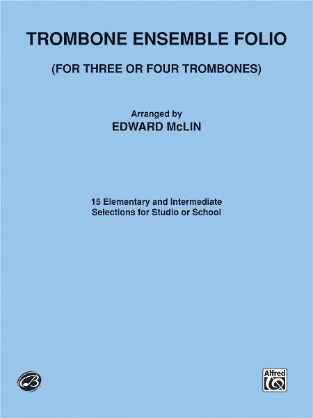 Trombone Ensemble Folio