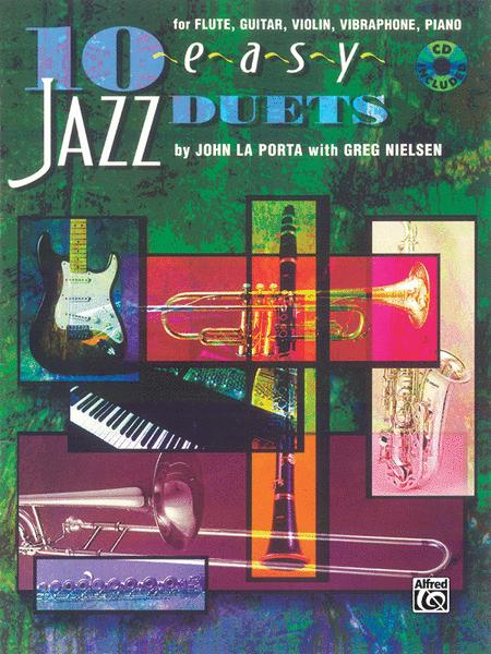 10 Easy Jazz Duets - C Edition