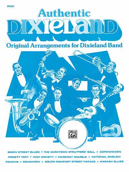 Authentic Dixieland Piano