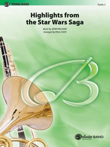 Highlights from the Star Wars Saga