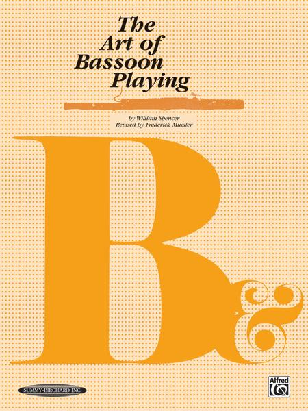 The Art of Bassoon Playing