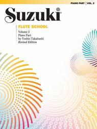 Suzuki Flute School, Volume 2