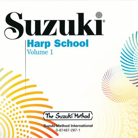 Suzuki Harp School, Volume 1