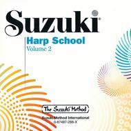 Suzuki Harp School, Volume 2