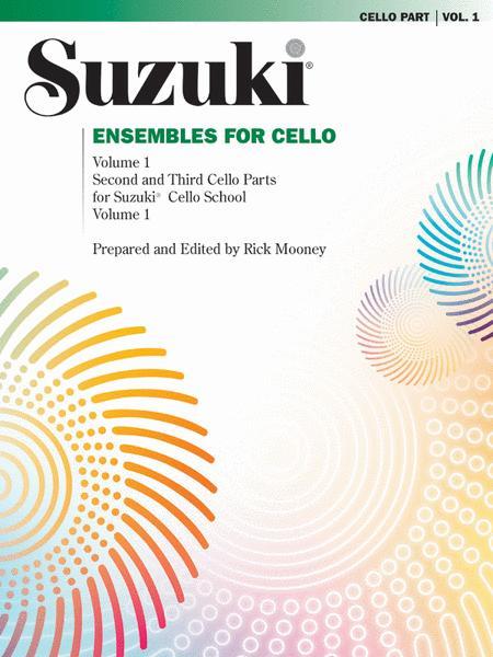 Ensembles for Cello, Volume 1