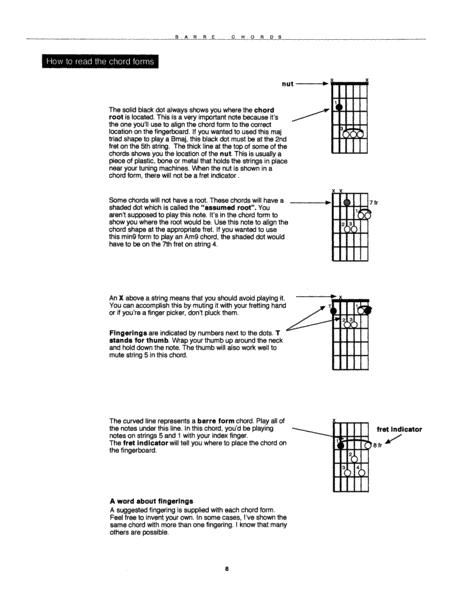 Preview Ultimate Guitar Chords By Don Latarski (AP.0373B) - Sheet ...