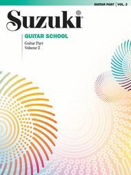 Suzuki Guitar School, Volume 2