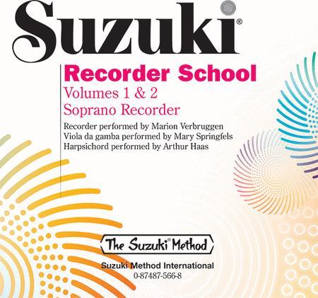 Suzuki Recorder School (Soprano Recorder), Volumes 1 & 2