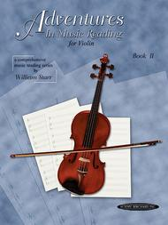 Adventures in Music Reading for Violin, Book 2
