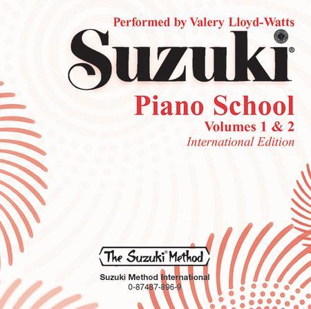 Suzuki Piano School, Volumes 1 & 2