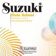 Suzuki Flute School, Volumes 3, 4 & 5