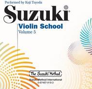 Suzuki Violin School, Volume 5