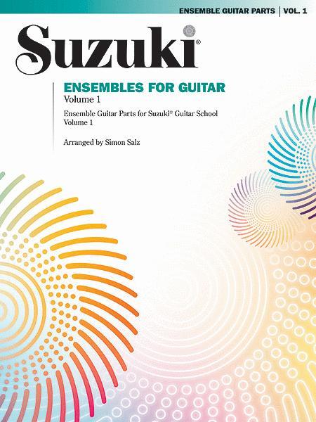 Ensembles for Guitar, Volume 1
