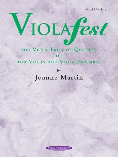ViolaFest, Volume 2