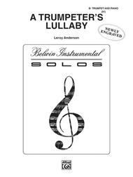 A Trumpeter's Lullaby (Bb Trumpet and Piano)