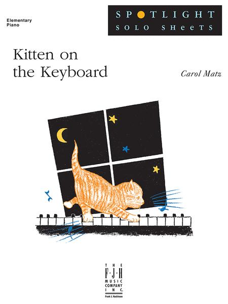 Kitten on the Keyboard