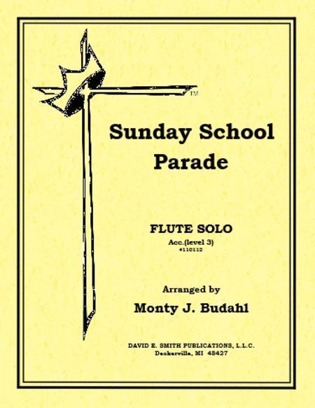 Sunday School Parade