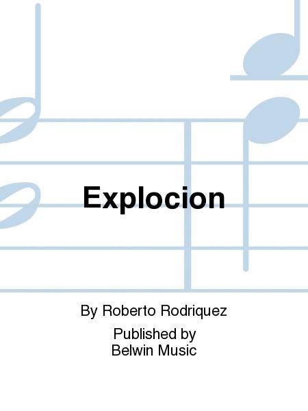 Explocion