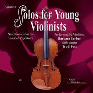 Solos for Young Violinists, Volume 2