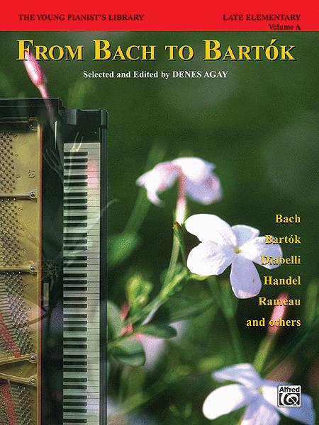 The Young Pianist's Library, Book 1A
