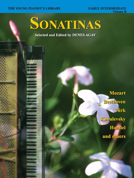 The Young Pianist's Library, Book 2B