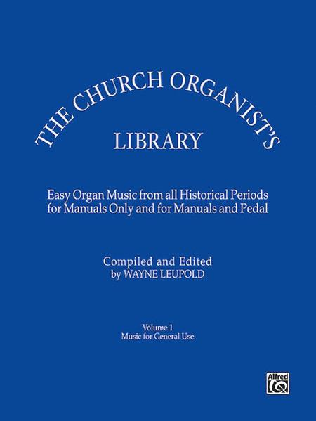 The Church Organist's Library, Volume 1