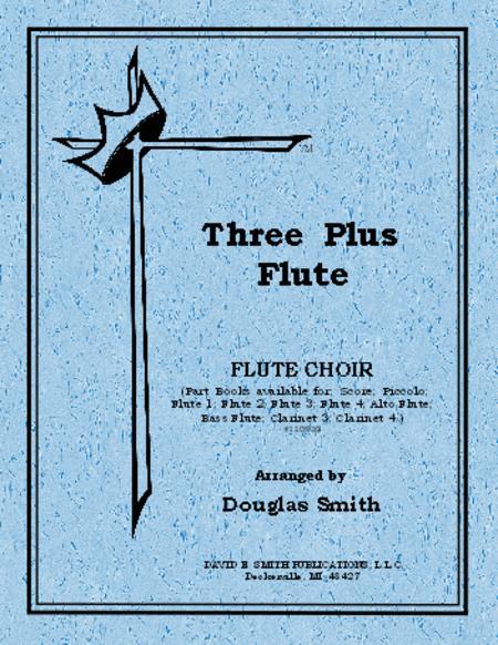 Flute Three Plus Collection - Piccolo