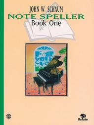 Note Speller, Book 1