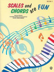 Scales and Chords Are Fun, Book 1