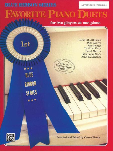 Blue Ribbon Favorite Piano Duets, Volume 1