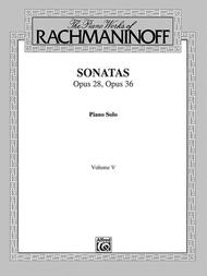 The Piano Works of Rachmaninoff, Volume 5
