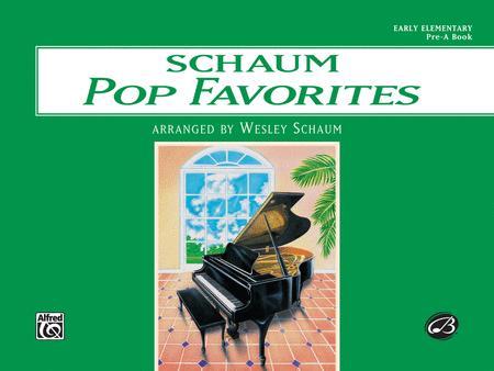 Pop Favorites Pre-A Book