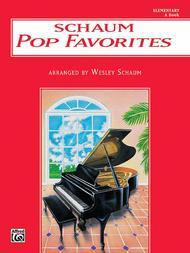 Schaum Pop Favorites