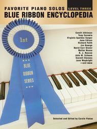 Blue Ribbon Encyclopedia Favorite Piano Solos