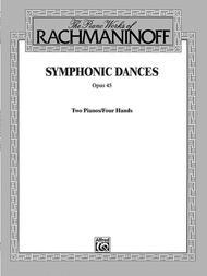 Symphonic Dances, Op. 45