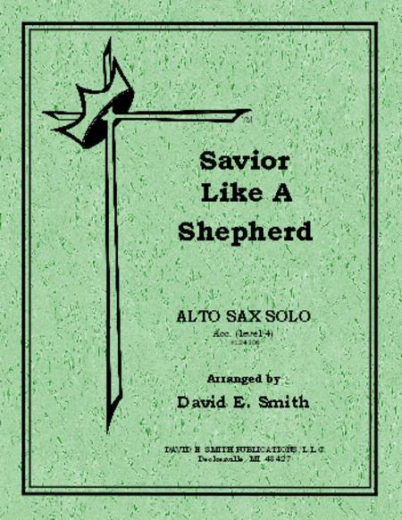 Saviour Like A Shepherd