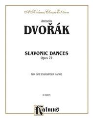 Slavonic Dances, Op. 72