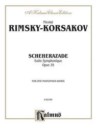Scheherazade (Suite Symphonique, Op. 35)