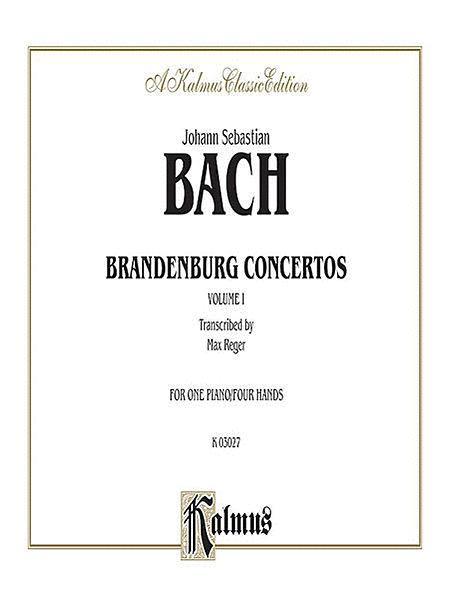 Brandenburg Concertos, Volume 1