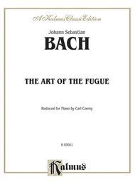 The Art of the Fugue