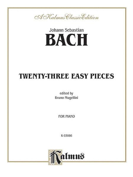 Twenty-three Easy Pieces