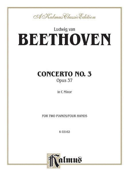 Piano Concerto No. 3 in C Minor, Op. 37