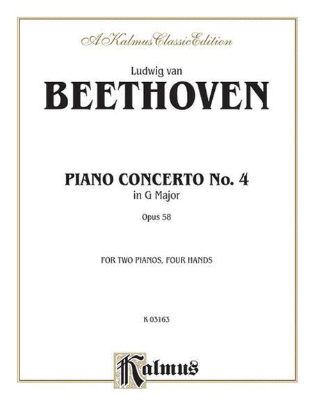 Piano Concerto No. 4 in G, Op. 58
