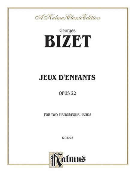 Jeux D'Enfants, Op. 22