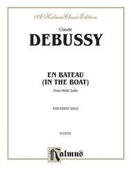 En Bateau (from Petite Suite)