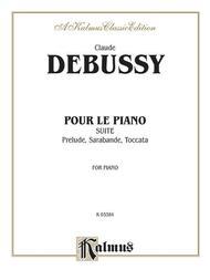 Pour le Piano (Suite)