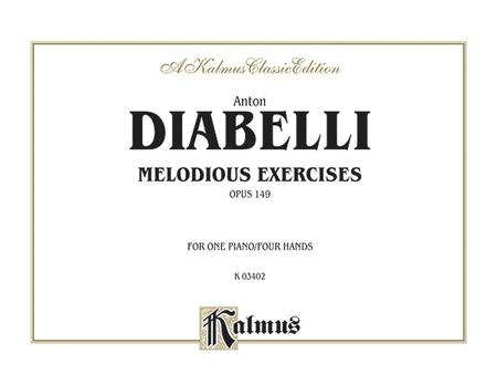 Melodious Exercises, Op. 149