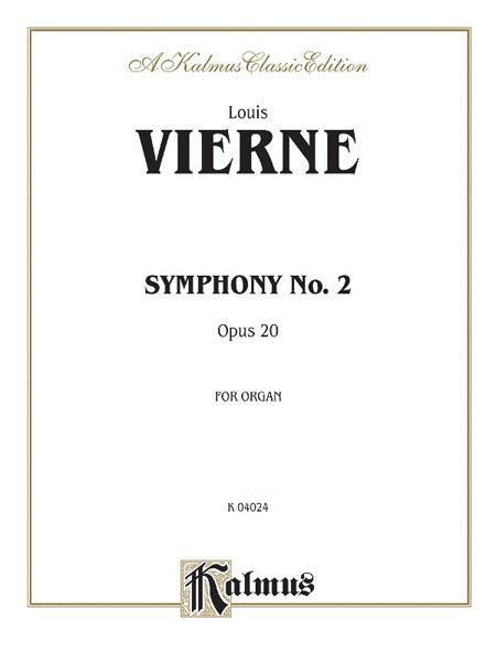 Symphony No. 2, Op. 20