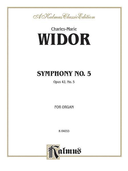 Symphony No. 5, Op. 42