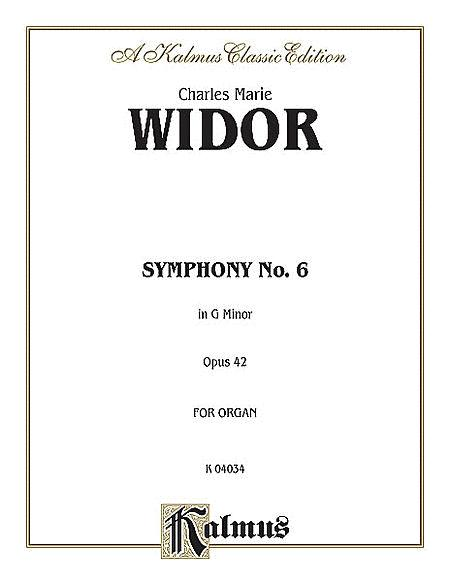 Symphony No. 6 in G Minor, Op. 42